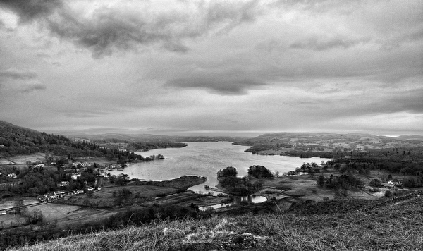 Windermere - The Lake District - UK