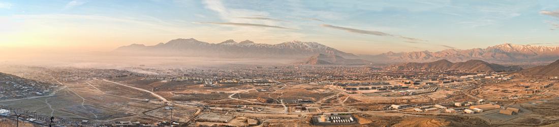 Qargha and Kabul at Dawn