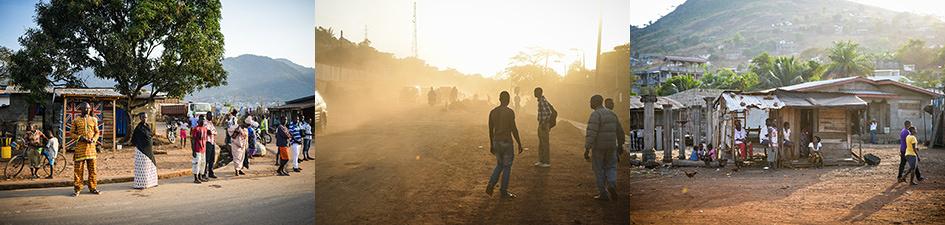 Sierra Leone Ebola Crisis Documentary & Photojournalism