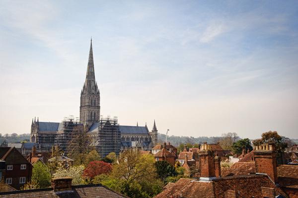 Salisbury Cathedral - UK