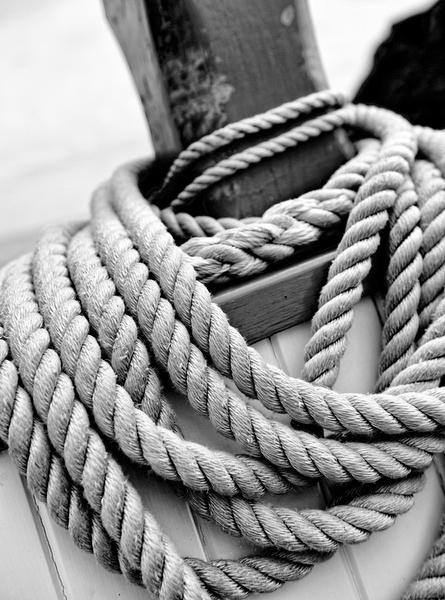 Ropes - Tenby - Wales