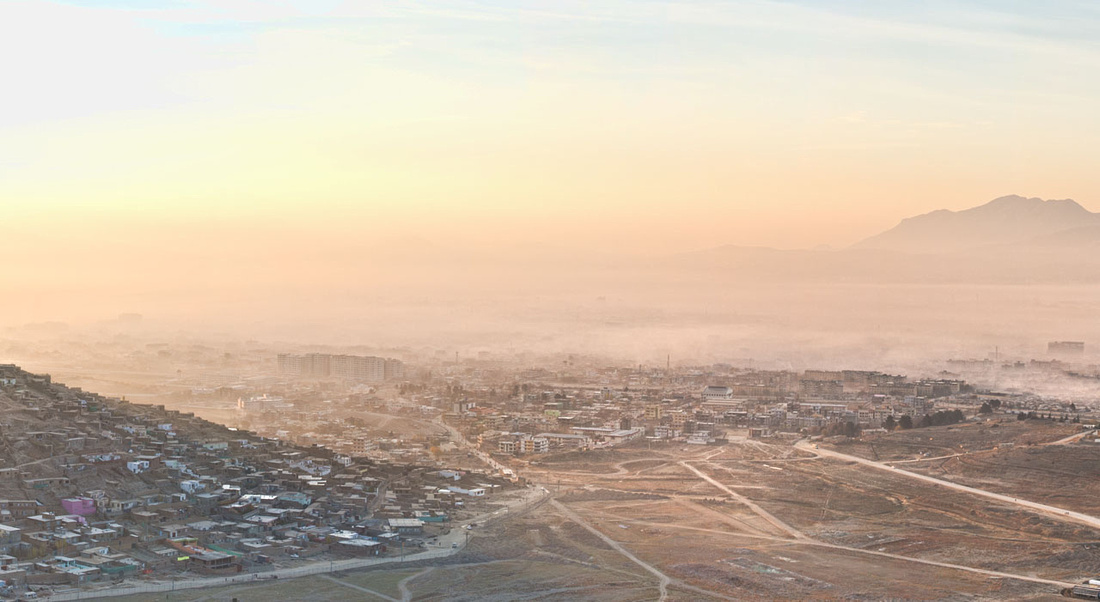 Kabul at Sunrise