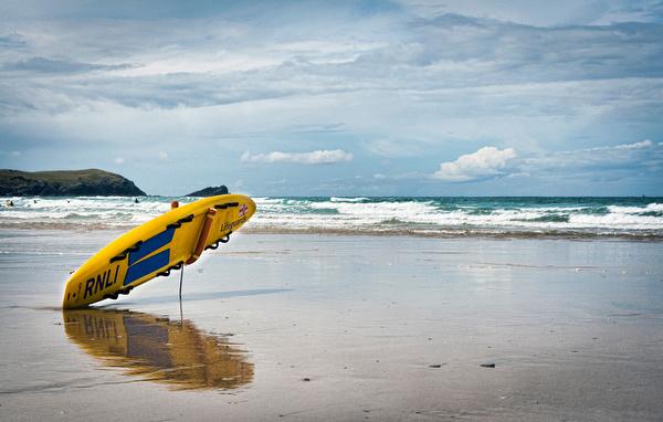 Surfboard - Fistral Beach - Newquay